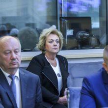 Tyrimą dėl I. Rozovos atliekantis NSGK dar kartą bandys apklausti opozicijos atstovus