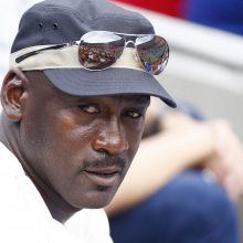 Krepšinio legenda kovai su rasizmu paaukos 100 mln. dolerių