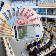 Vyriausybė ruošiasi pasirašyti susitarimą dėl ekonomikos gaivinimo plano