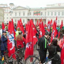 Liepos 6-ąją – bėgimas ir važiavimas dviračiais: kiekvienas esame valstybės dalis