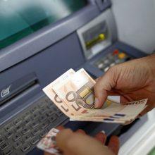 Lietuvoje visiems brangsta pagrindinių bankų paslaugų krepšelis