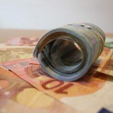 Iš miegamojo Pasvalyje dingo beveik 3 tūkst. eurų