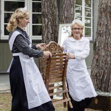 Kačerginės pušynuose – šimtmečio paveldo akordai
