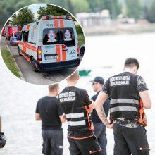 Kuriozas Kauno rajone: skenduolis po pusvalandžio grįžo pasiimti šortų
