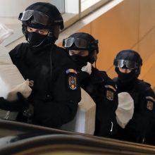 Rumunijoje jūra į krantą išmetė 130 kg kokaino – pradėta masinė paieškos operacija
