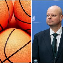 S. Skvernelis remia siekį Kaune surengti olimpinį krepšinio atrankos turnyrą