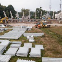 Kauno stadiono rekonstrukcijai valstybė planuoja skirti 2,3 mln. eurų