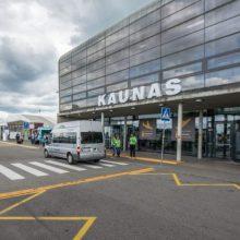 Kauno oro uoste įkliuvo metus teisėsaugos ieškotas raseiniškis