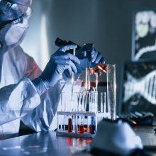 Vyriausybė skyrė 9,8 mln. eurų COVID-19 tyrimams lapkritį ir gruodį apmokėti
