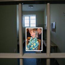 Iš pareigų traukiasi Kalėjimų departamento Imuniteto skyriaus vadovė