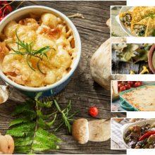 Virtuvėje – rudeniškos vaišės iš miško (receptai patiks ir išrankiausiam gurmanui)