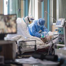 Koronavirusas Lietuvoje pasiglemžė jau 17 žmogaus gyvybę