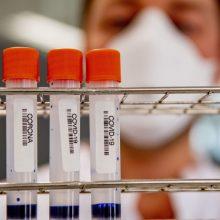 Intensyvesni koronaviruso tyrimai šią savaitę planuojami vienuolikoje savivaldybių