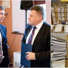 """Kodėl Vilniaus apygardos teismas bandė atsisakyti nagrinėti """"Snoro"""" bylą?"""