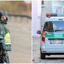 Grįžtame prie privalomo kaukių dėvėjimo: policija imsis naujų priemonių