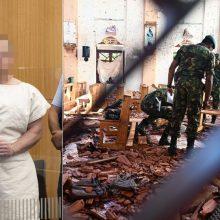 """Pirminės išvados: sprogdinimai Šri Lankoje – """"atpildas už Kraistčerčą"""""""