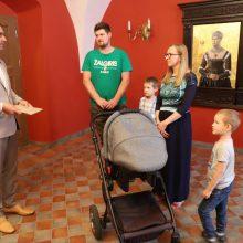 Kauno rajone užregistruotas 700-asis kūdikis