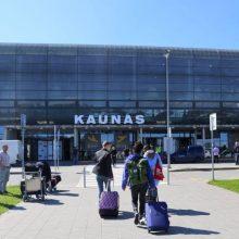 Kauno oro uostas 2019-uosius pažymėjo didžiausiu per visą istoriją rekordu
