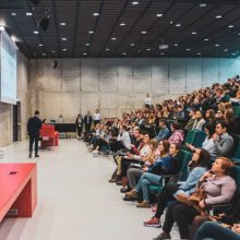 Kasmetinis seminarų ciklas aktyviam ir ambicingam jaunimui <span style=color:red;>(vaizdo įrašas)</span>