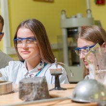 Pasirinkimas: į užsiėmimus kviečiami 9–10 klasių moksleiviai, kurie jau galvoja apie savo ateitį.