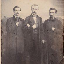 Trys sukilėliai