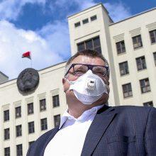 Buvęs baltarusių bankininkas pasiruošęs per rinkimus mesti iššūkį A. Lukašenkai
