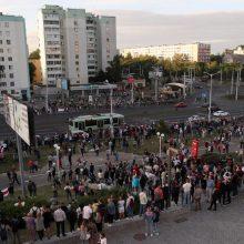 Rastas negyvas Baltarusijos prezidento rinkimų protokolo nepasirašęs komisijos narys