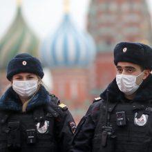 Karaliaučiuje dėl valstybės išdavimo nuteista rusų pora, apkaltinta šnipinėjimu Latvijai