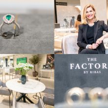 """The Factory Diamons and Jewellery by Ribas"" deimantų namai – Kaune"