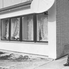 Kraujas: bene labiausiai Daktarų restoranas išgarsėjo per 1993 m. spalio 7 d. šaudynes. Šio nusikaltimo byla taip ir liko neatskleista.