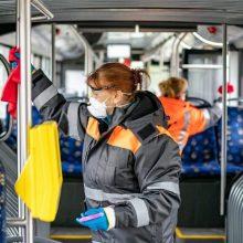 Vilniaus viešojo transporto profsąjunga nuo lapkričio 8-osios skelbia neterminuotą streiką