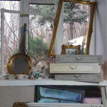 """""""Vintage bazaar"""" blusturgyje: kas vienam pabodę, kitam – nauja ir mylima"""