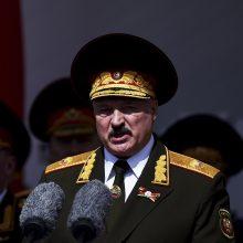 Koronavirusas pasaulyje: A. Lukašenka gina Baltarusijos atsaką į pandemiją