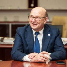 V. Matijošaitis atskleidė, už ką balsavo prezidento rinkimuose