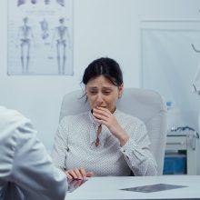 COVID-19 padariniai žmogui: ne tik depresija – kai kurie net negali grįžti į savo profesinę sritį
