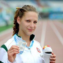 Link svajonės artėjanti L. Jasiūnaitė: viskas prasidėjo olimpiniame festivalyje