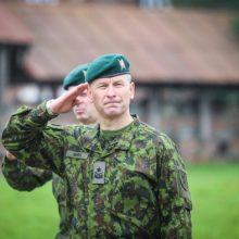 Seimas apsispręs, ar kariuomenės vadu skirti V. Rupšį