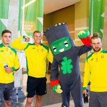 Lietuvos 3x3 rinktinė pergale pradėjo pasaulio čempionatą
