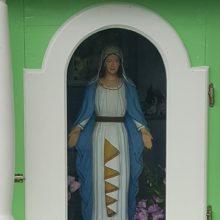 Siautėja šventųjų vagys: pavogta Dievo Motinos skulptūrėlė