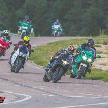 Motociklininkų pavasaris prasideda akcija