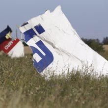 Maskva neketina prisiimti atsakomybės už Malaizijos lėktuvo MH17 numušimą