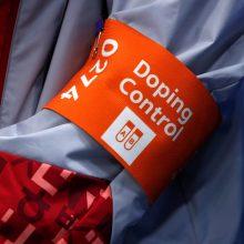 Rusijoje dopingo vartojimu įtariami 33 atletai