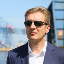 Teismas atmetė buvusio Klaipėdos uosto vadovo A. Vaitkaus skundą dėl atleidimo
