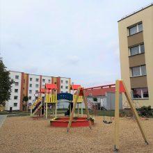 Kvartalinė renovacija Švenčionių savivaldybėje įsibėgėja