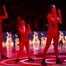 """KMT finalo metu """"Rytas Dance Team"""" tapo širdis virpinančio pasirodymo dalimi"""