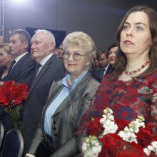 Universiteto rektoriaus inauguracijoje – dėmesys Klaipėdai