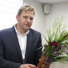 Savivaldybės administracijos direktoriaus pavaduotojas – A. Dobranskis