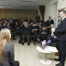Patvirtino: S. Skvernelis dalyvaus prezidento rinkimuose