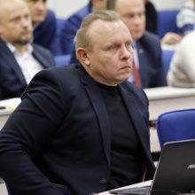 Vietoj V. Titovo – bendrapartietis J. Šeršniovas