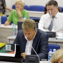 Nuosprendis: V. Titovas ir A. Vaišvila pažeidė politikų etiką